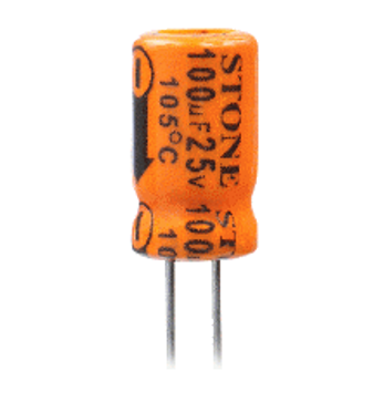 Radial Aluminum Electrolytic Capacitors